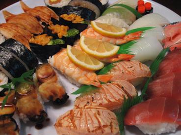 09年2月6日寿司