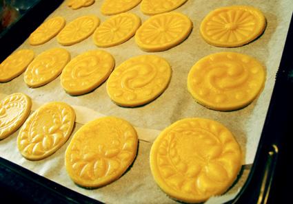 家紋クッキー3