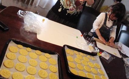 家紋クッキー2