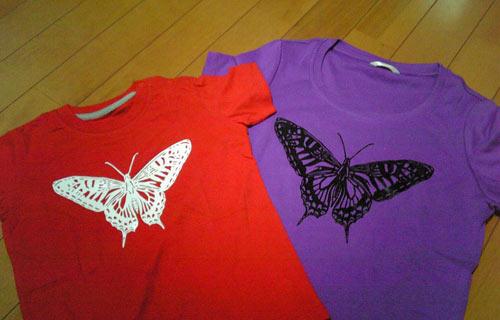 オリジンルTー蝶