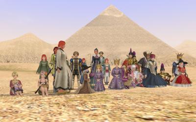 ピラミッドツアー