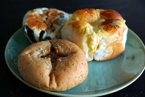 アンジェリーナのパン