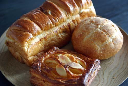 Boulangerie Campagne カンパーニュのパン