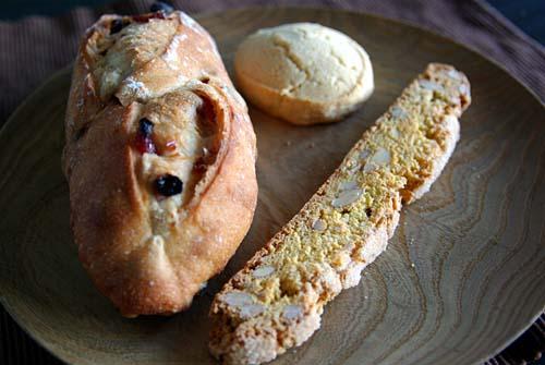 Pain de Reve パン・ド・レーブのパン