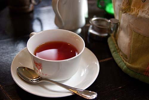 あなざほりでー 紅茶