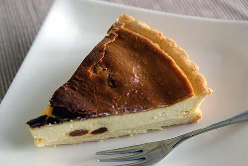 ベイクドチーズケーキ2010