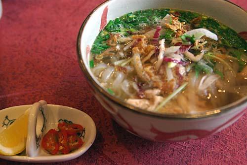 ティエン・コム・ベトナム 鶏肉米麺 フォーガー