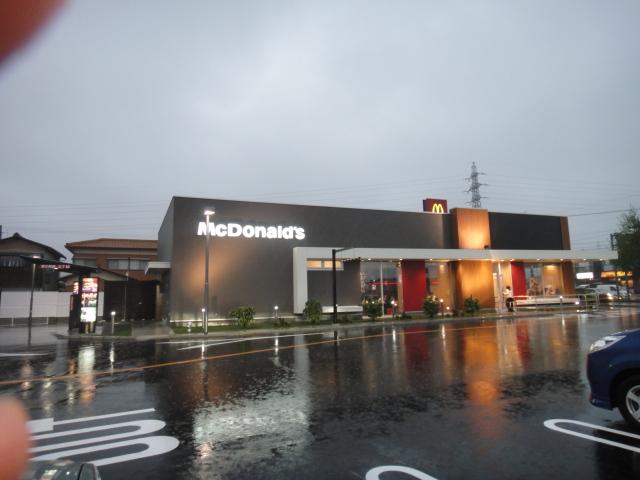 マック新店舗