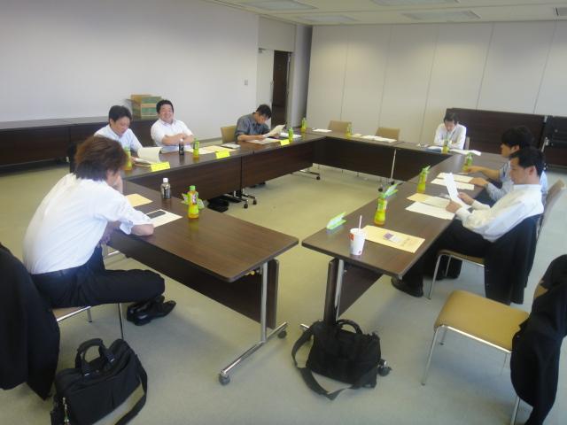県青連正副会長会議