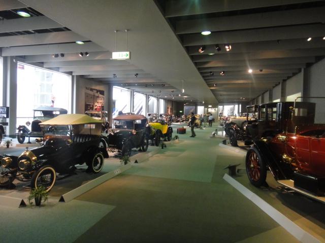 トヨタ博物館3