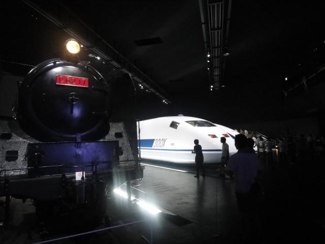 リニア・鉄道博物館
