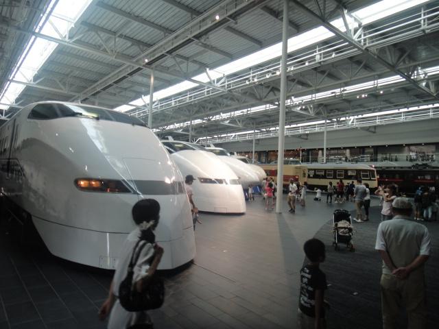 リニア・鉄道博物館2