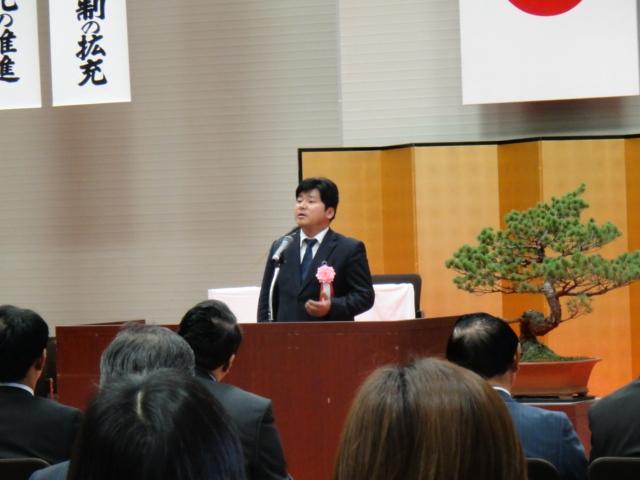 宮川さんの主張発表