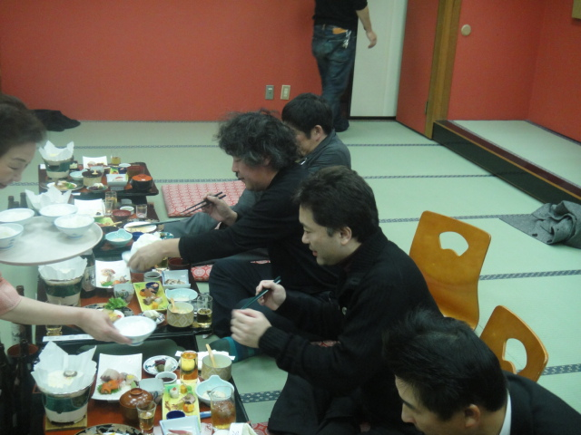 茂木先生にも参加いただきました。