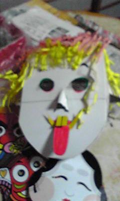 鬼の面2009バージョン