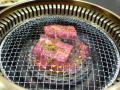石松・肉・焼き方