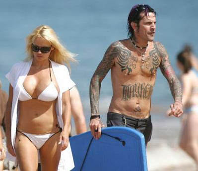 tommy_lee and pam