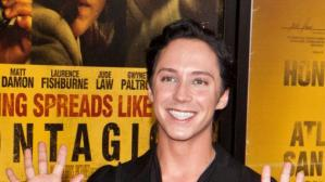 johnny weir merried
