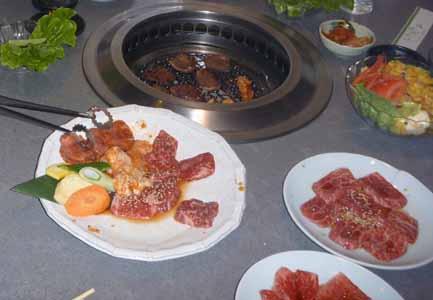 100130焼き肉