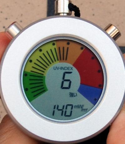 UV moni