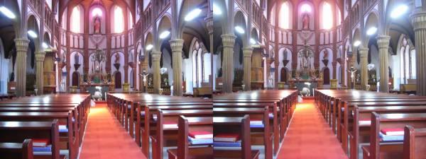教会内部2