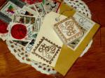 stamp 447