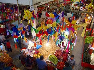 mercado xochimilco
