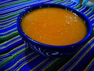 salsa de abuelita