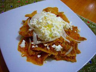 chilaquiles