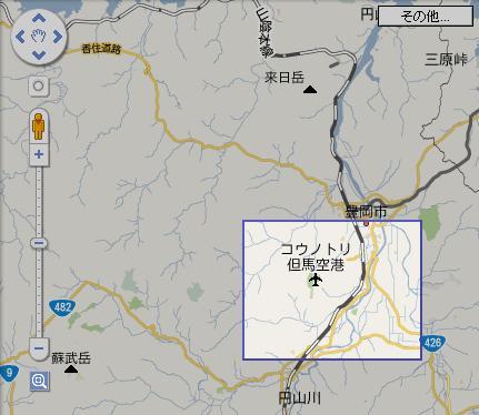 Googleマップ ドラッグ&ズーム1 100213
