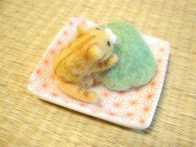 菓子猫 ずんだ餅①-2
