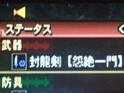 龍属性片手剣2