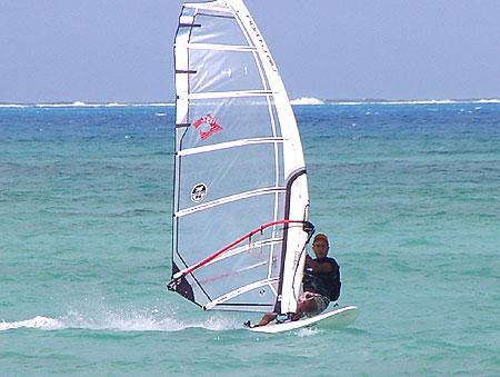 2008年1月5日今日のマイクロビーチ
