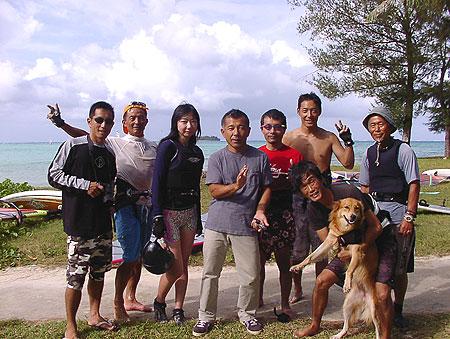 2008年1月16日今日のマイクロビーチ5