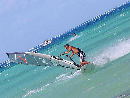 2008年1月25日今日のマイkロビーチ