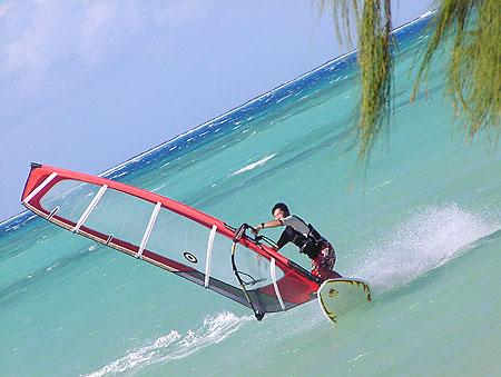 2008年1月25日今日のマイクロビーチ2
