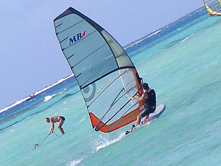 2008年1月31日今日のマイクロビーチ2