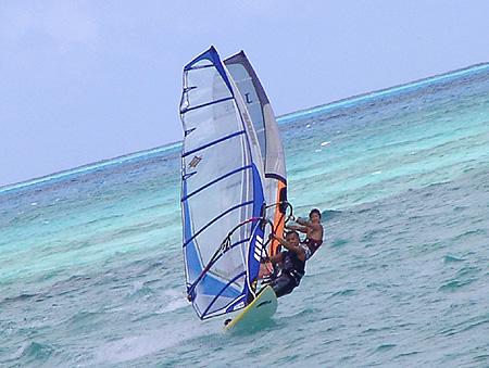 2008年2月2日今日のマイクロビーチ2