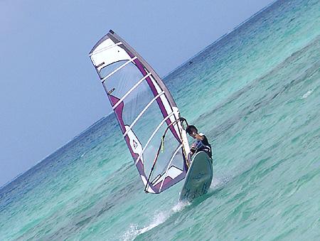 2008年2月3日今日のマイクロビーチ