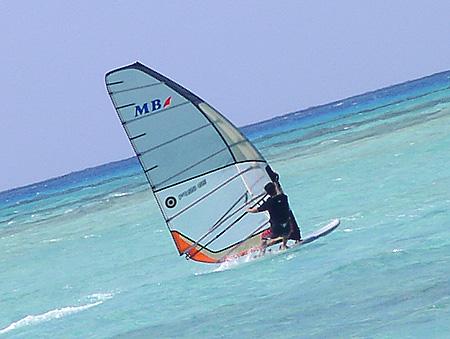 2008年2月3日今日のマイクロビーチ2