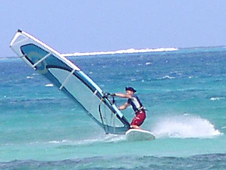 2008年2月6日今日のマイクロビーチ