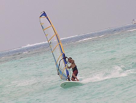 2008年2月19日今日のマイクロビーチ
