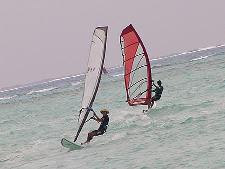 2008年2月19日今日のマイクロビーチ2