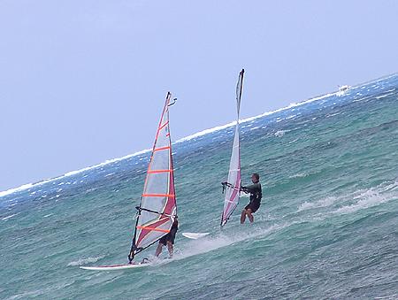 2008年2月22日今日のマイクロビーチ2