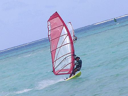 2008年2月23日今日のマイクロビーチ