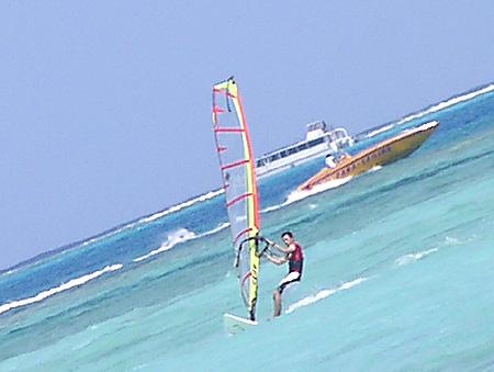 2008年3月12日今日のマイクロビーチ2