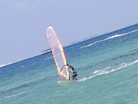 2008年3月15日今日のマイクロビーチ2