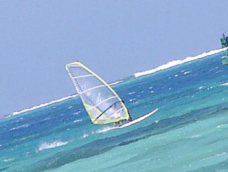 2008年3月17日今日のマイクロビーチ2