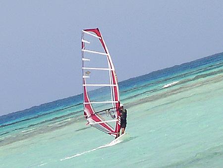 2008年3月18日今日のマイクロビーチ