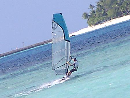 2008年3月27日今日のマイクロビーチ2